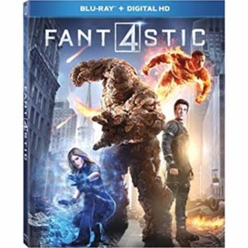 Fantastic Four [Blu-Ray] [Digital HD]