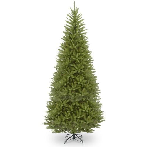 National Tree Company 12 ft. Dunhill Fir Slim Tree