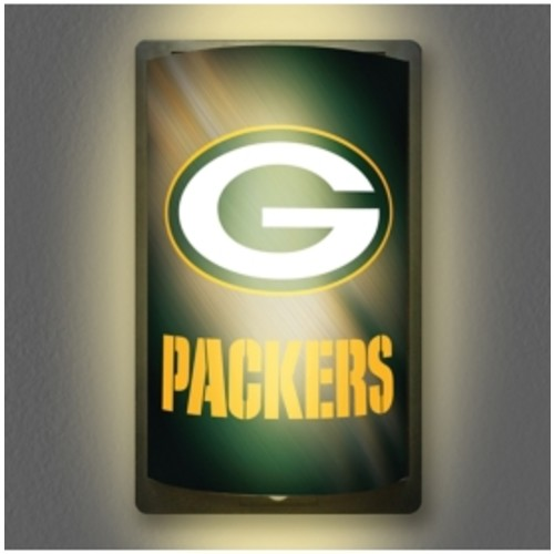 Party Animal Green Bay Packers MotiGlow Light Up Sign