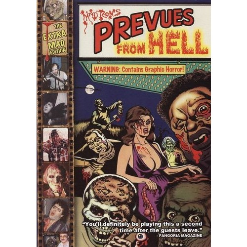 Mad Ron's Prevues From Hell [The Extra Mad Edition] [DVD] [1987]