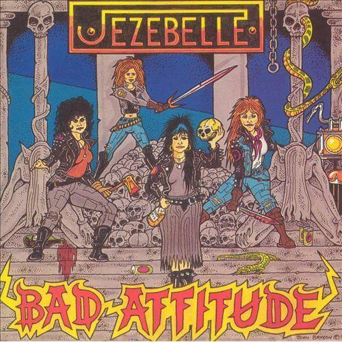 Bad Attitude [CD]