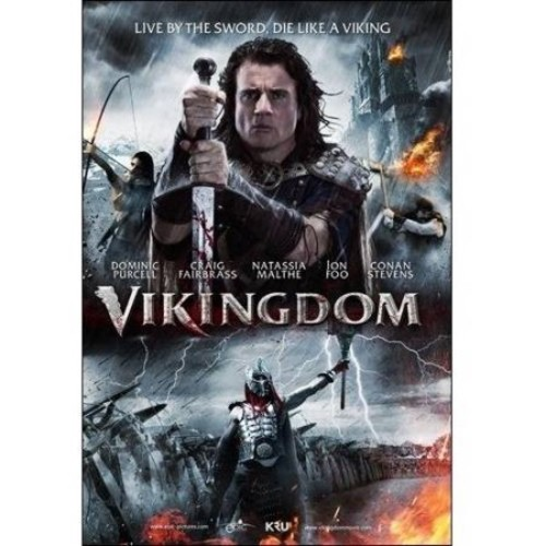 Vikingdom [DVD] [English] [2013]