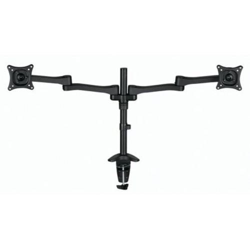 AVF MRC1204-A Monitor Desk Mount, Double Head and Multi-Position Mount for 13