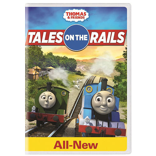 Thomas & Friends: Tails on the Rails DVD