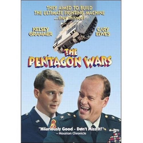 WARNER BROS.DIG DIST The Pentagon Wars