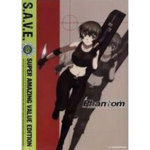 Phantom: Requiem For The Phantom - Complete Series
