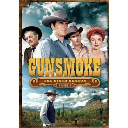 Gunsmoke: The Sixth Season, Vol. 2 [3 Discs]