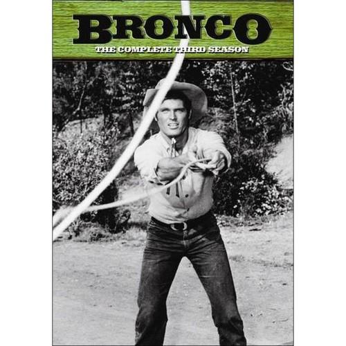 Bronco: The Complete Third Season [2 Discs] [DVD]