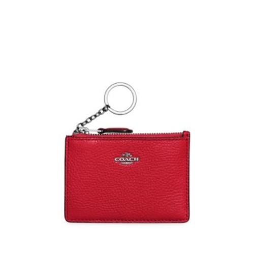 Mini Leather I.D. Case