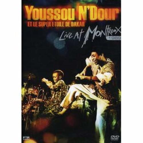 Youssou N'Dour: Live at Montreux 1989 DTS/DD5.1/2