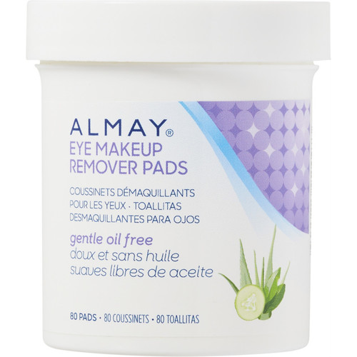 Oil-Free Gentle Eye Makeup Remover Pads