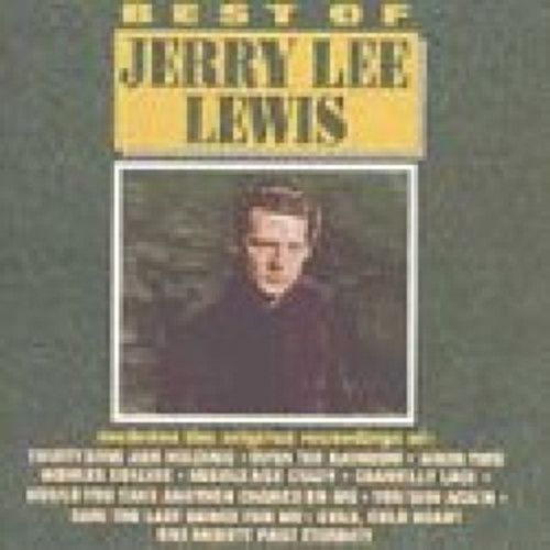 Only the Best of Jerry Lee Lewis [CD]