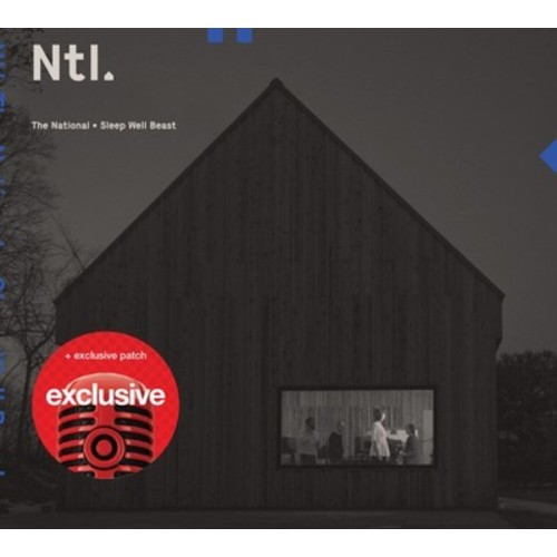 The National - Sleep Well Beast (With Target Exclusive Patch)