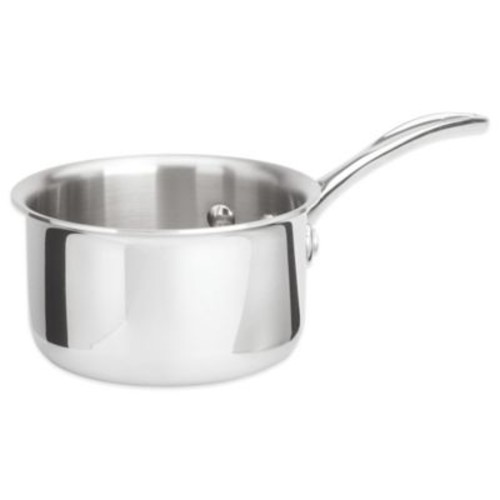 Calphalon Tri Ply Stainless Steel Sauce Pan 1qt 1767953
