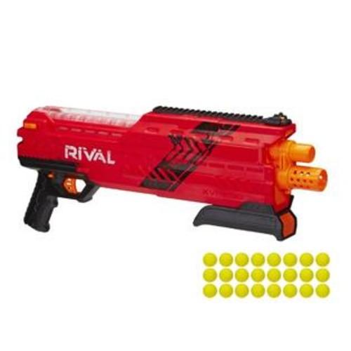 Hasbro Nerf Rival Atlas XVI-1200 Blaster, Red