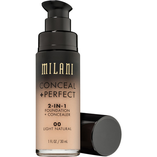 Online Only Conceal + Perfect 2-in-1 Foundation + Concealer [Light Natural]