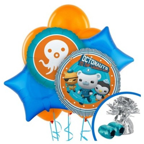 The Octonauts Party Balloon Bouquet