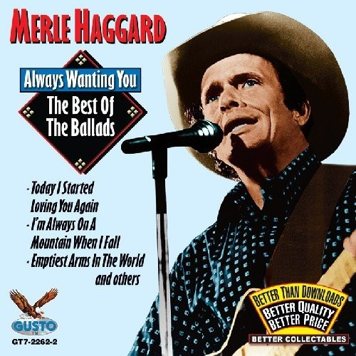 Always Wanting You: The Best of the Ballads