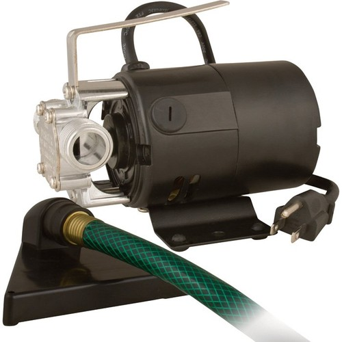 Star Water Systems Utility Transfer Water Pump  330 GPH,