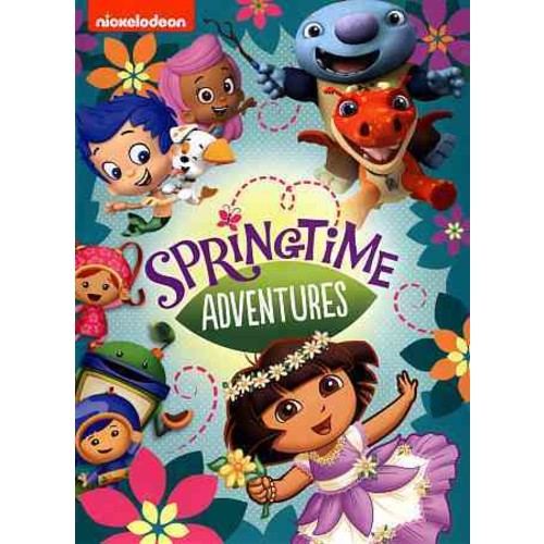 Nickelodeon Favorites: Springtime Adventures (DVD)