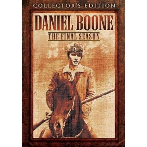 Daniel Boone:Final Season (DVD)