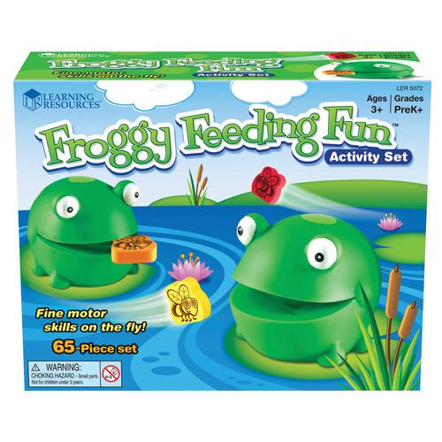 Learning Resources Froggy Feeding Frenzy