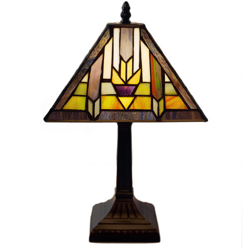 River of Goods Santa Fe Mission Style Table Lamp
