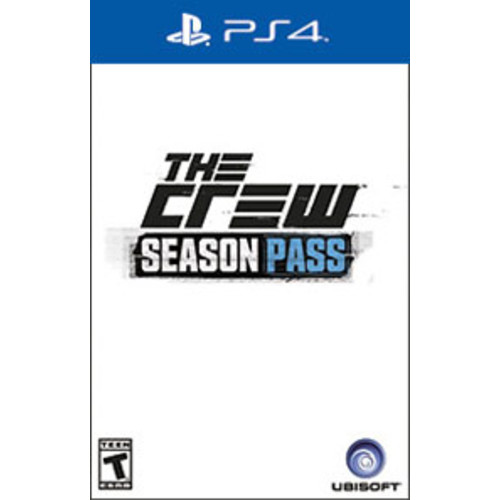 The Crew - Season Pass - Xbox One Digital Code [Online Game Code, Season Pass, Xbox One]