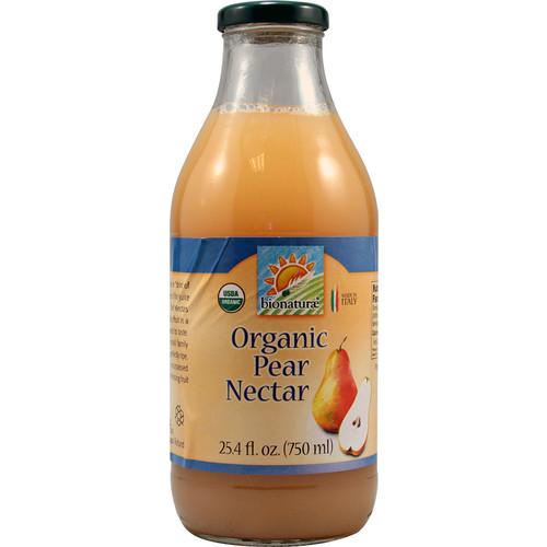 Bionaturae Organic Pear Nectar -- 25.4 fl oz