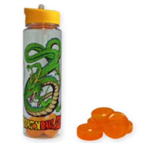 Dragon Ball Z Water Bottle with Molded Ice Cubes
