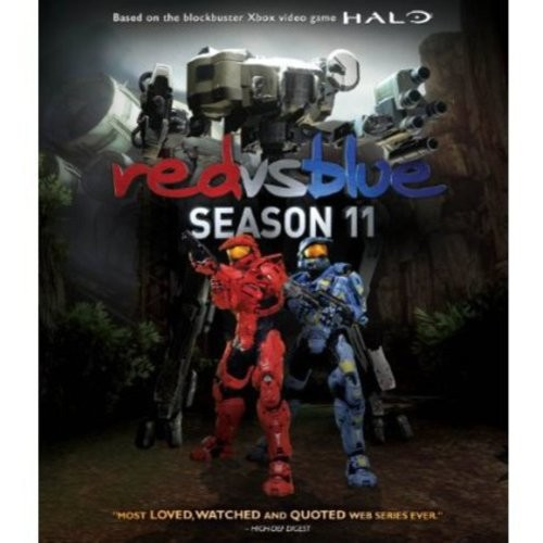 Red Vs. Blue Season 11 (Blu-ray Disc)