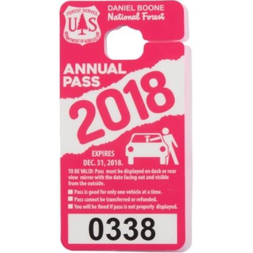 Daniel Boone National Forest Annual Permit