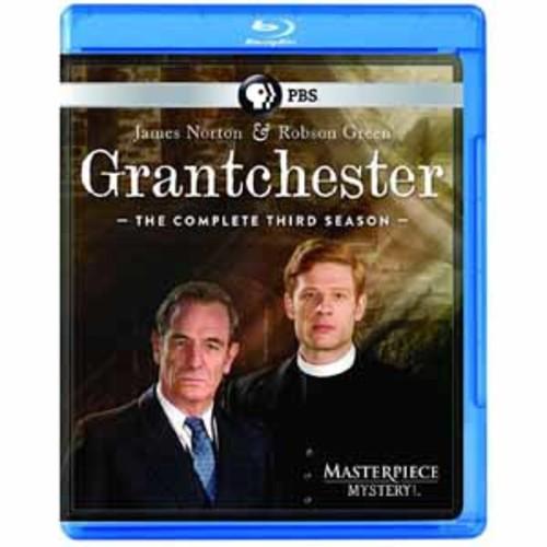 Grantchester: Season 3 [Blu-Ray]