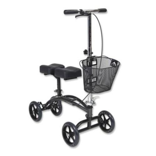 Drive Medical Steerable Knee Walker in Black