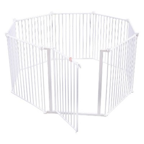 Regalo Super Wide Safety Gate and Play Yard