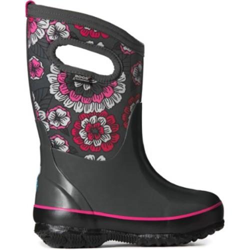 Classic Pansies Rain Boots - Kids'