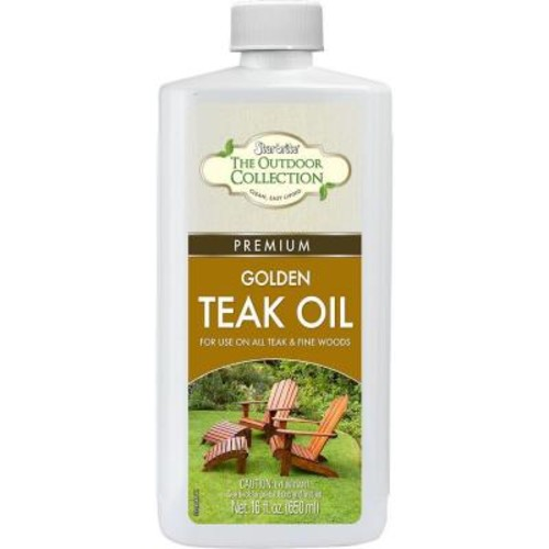Star Brite 16 oz. Premium Golden Teak Oil