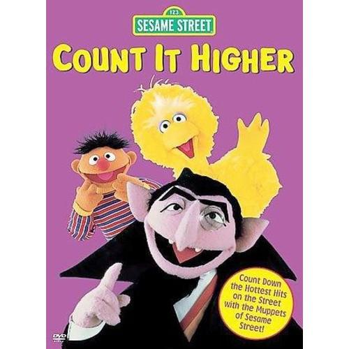 Sesame Street: Count it Higher (DVD)