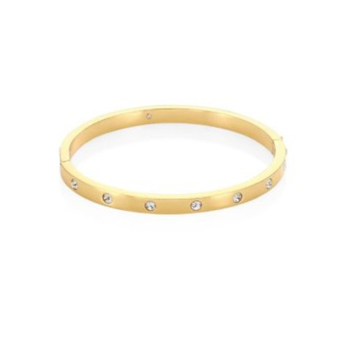 Set In Stone Hinged Bangle