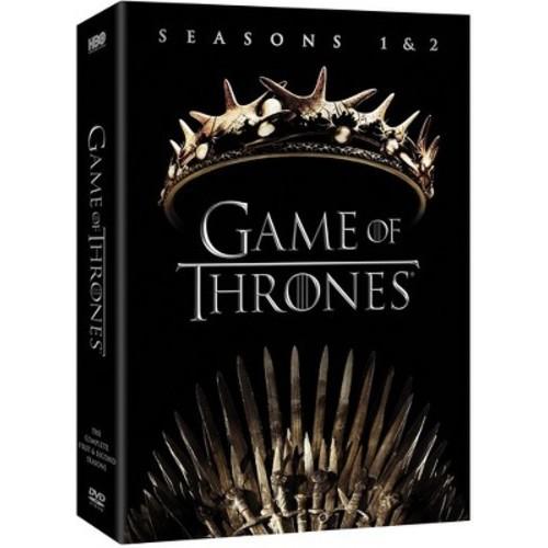 Game Of Thrones:Season 1-2 (DVD)