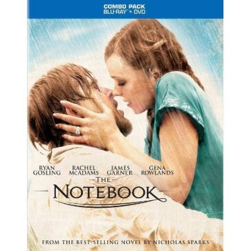 The Notebook (Ultimate Edition) (2 Discs) (Includes Digital Copy) (UltraViolet) (Blu-ray/DVD)