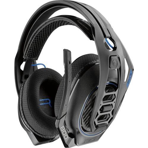 Plantronics - RIG 800HS Wireless Stereo Headset for PlayStation 4 - Black