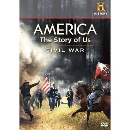 America: The Story of Us, Vol. 3 - Civil War/Heartland [DVD]