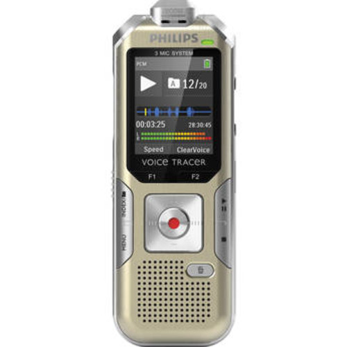 DVT6500 Voice Tracer with 3Mic Recording