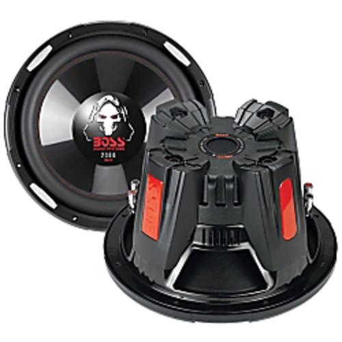 BOSS AUDIO P126DVC Phantom12 inch Dual Voice Coil (4 Ohm) 2300-watt Subwoofer