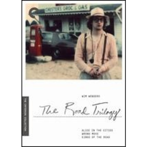 Wim Wenders: The Road Trilogy [Criterion Collection] [DVD]