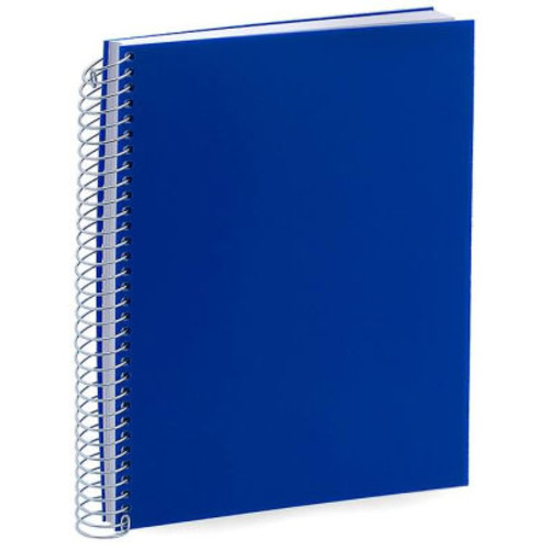 Blue Spiral Medium Journal