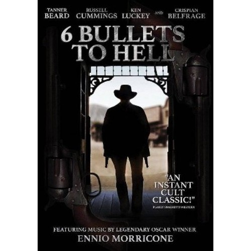 6 Bullets To Hell (DVD)