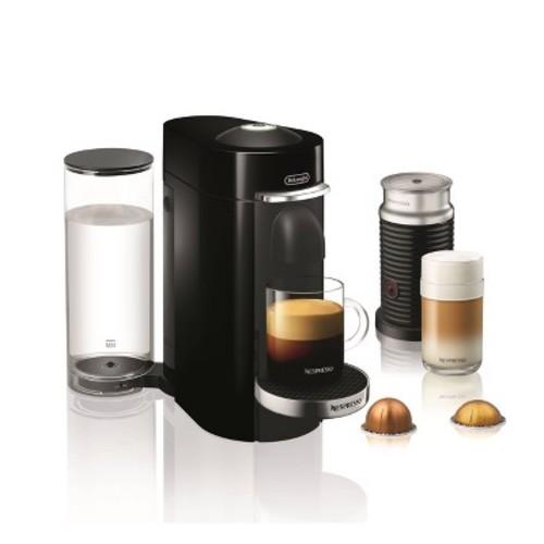 Nespresso Vertuo Plus Bundle Deluxe Black