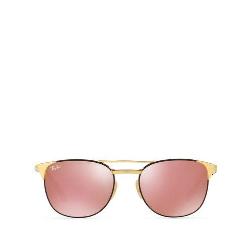 RAY-BAN Icons Mirrored Square Sunglasses, 58Mm